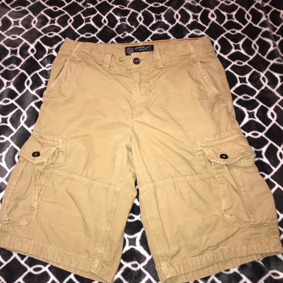 American Eagle Outfitters Other - Tan Cargo Shorts AE